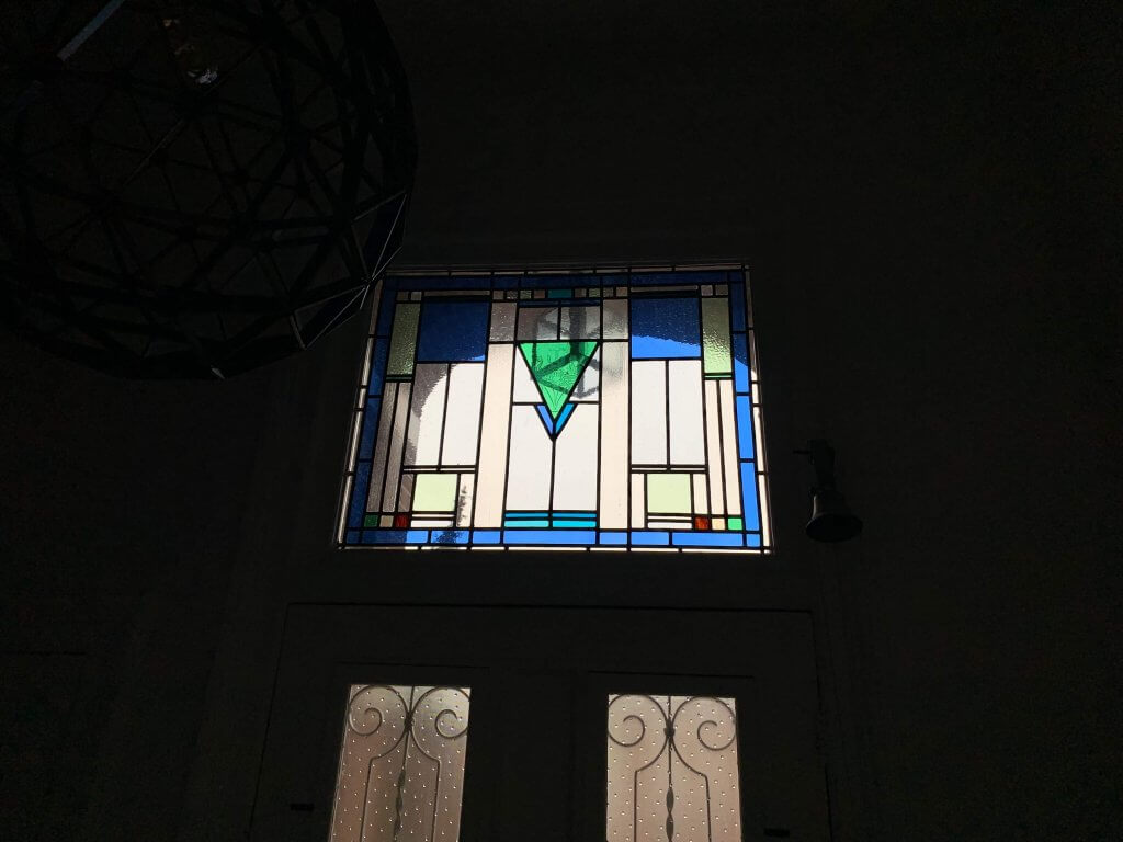 glas in lood Zwolle binnenstad gemaakt door Brandglass
